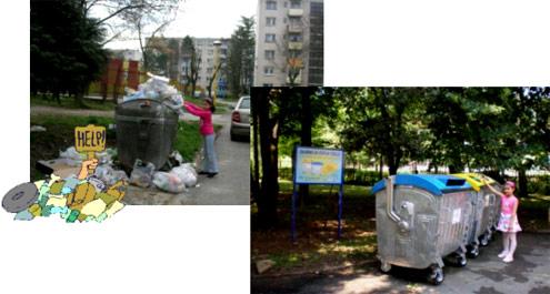 Danas recikliramo mi