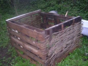 Dezentrale kompostierung Rapport