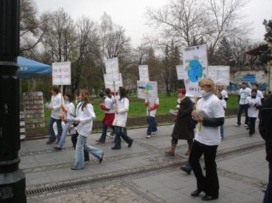 Air Monitoring in Tuzla report