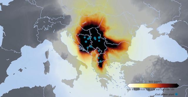 Nova analiza – Zagađenje zraka prouzrokovano radom termoelektrana na Zapadnom Balkanu ugrožava zdravlje i produktivnost građanaEvropske Unije