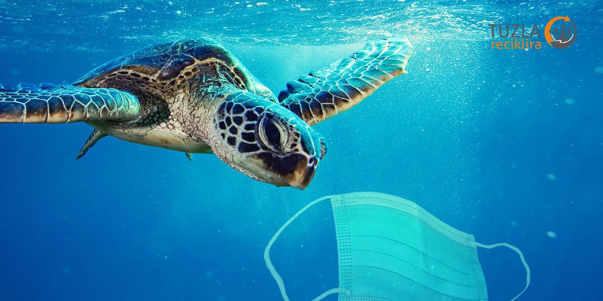 Pojavom koronavirusa planeta zagađena plastikom: Okeani puni maski i rukavica