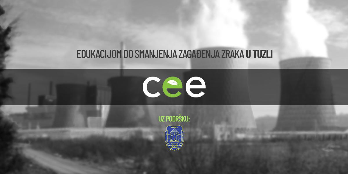 Edukacijom do smanjenja zagađenja zraka u Tuzli