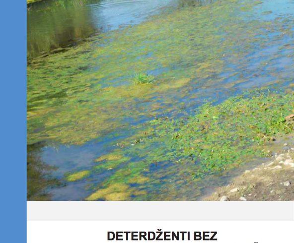 Deterdzenti bez fosfata – napredak za okolis