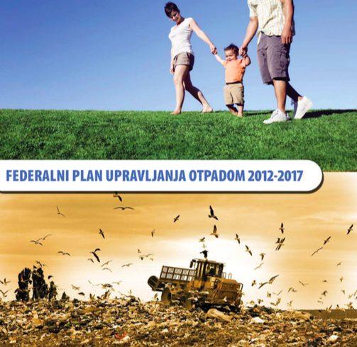 Federalni plan upravljanja otpadom 2012-2017