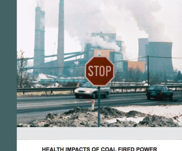 Health Impacts of Coal Fired Power Generation in Tuzla