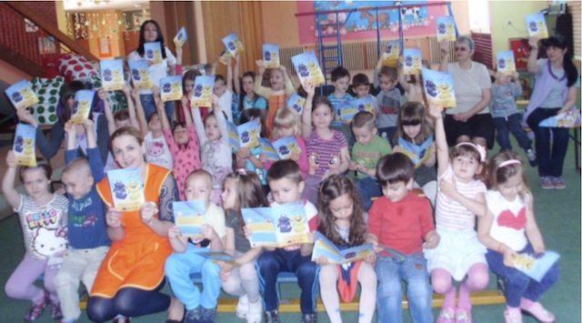 Primary Waste Selection in Kindergartens