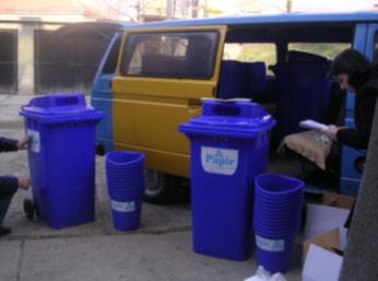 Recyclieren wir – ein Beispiel