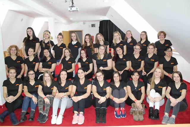 Održan kamp za mlade buduće liderke