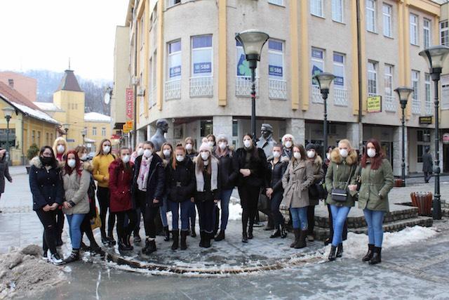 Pozivamo Vas na treću šetnju gradom sa zaštitnim maskama na licu