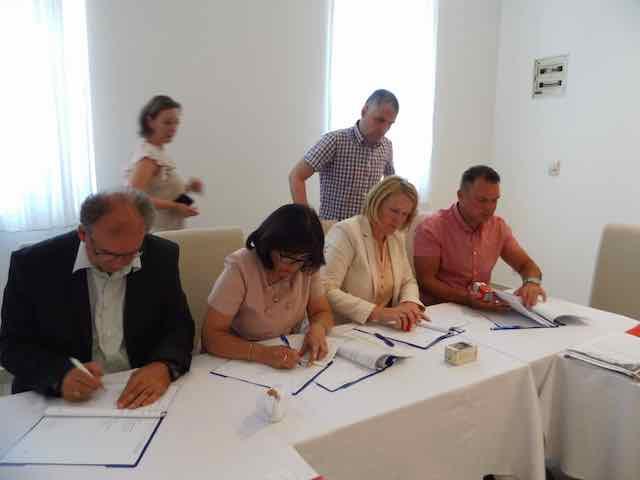 SUBREC- Novi zajednički projekat Užica i Tuzle  u oblasti upravljanja komunalnim otpadom