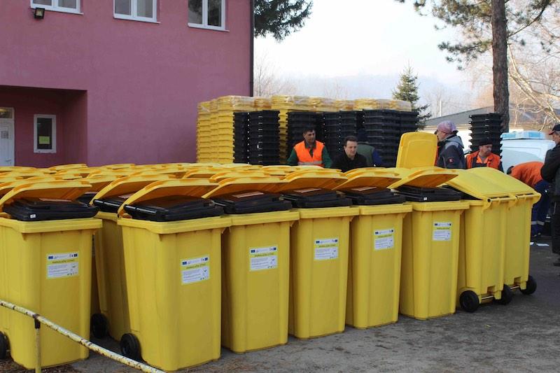 2.500 domaćinstava u Tuzli kreće sa primarnom selekcijom otpada