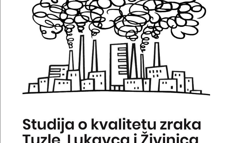 Studija o uticaju kvaliteta zraka na zdravlje